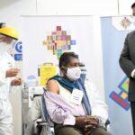 Médicos comprometidos con su pueblo es lo que necesita Bolivia afirma Presidente Arce
