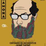 Celebración del aniversario del escritor y poeta paceño Jaime Saenz
