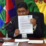 Montaño llama al diálogo para cumplir con el Aeropuerto de San Ignacio