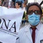 Conade y Sirmes convocan a marcha en rechazo a la Ley de Emergencia Sanitaria y DIREPRE
