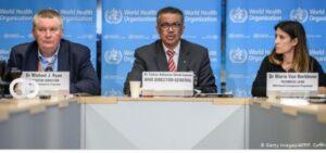 OMS reporta un incremento de casos de COVID-19 en Europa
