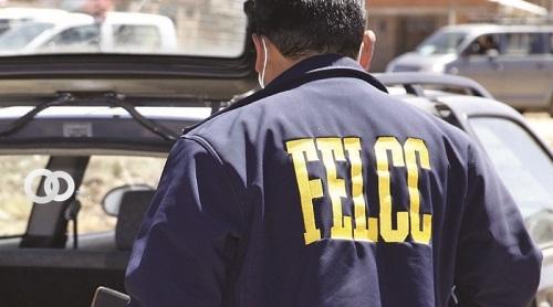 Policía atrapó a tres jóvenes que portaban dinamita en la ciudad de La Paz