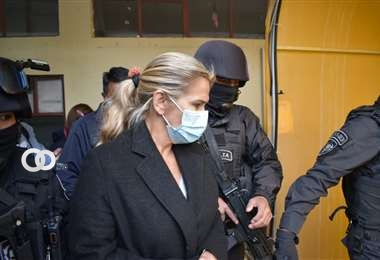 Ministerio Público resolvió ampliar la investigación contra Jeanine Áñez