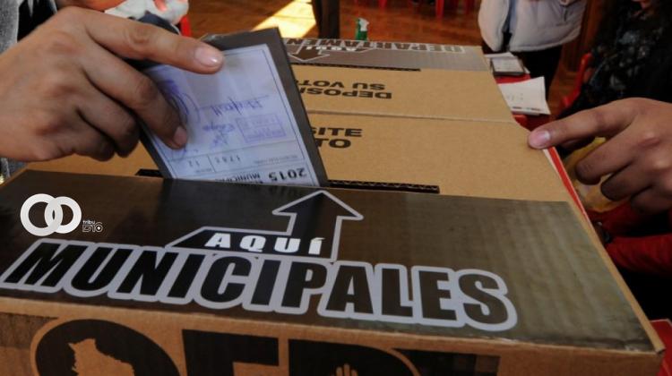Se decreta Auto de Buen Gobierno para los comicios Electorales Subnacionales