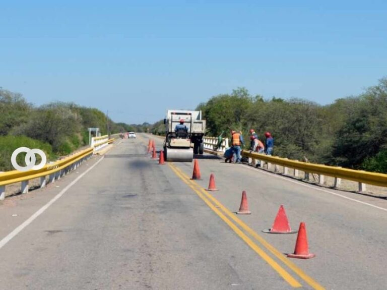 ABC retomará en abril la construcción de la Doble vía Yacuiba-Villa Montes
