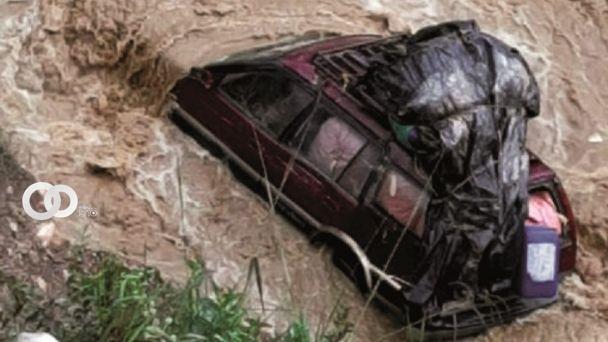 Se reportaron tres accidentes en el camino a los Yungas este domingo