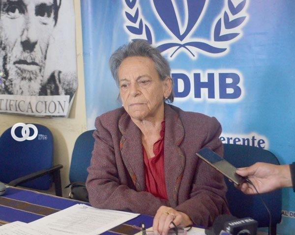 Derechos Humanos de Cochabamba pide la sustitución de Carvajal