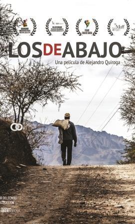 """Película boliviana """"Los de abajo"""" es premiado en Chile"""