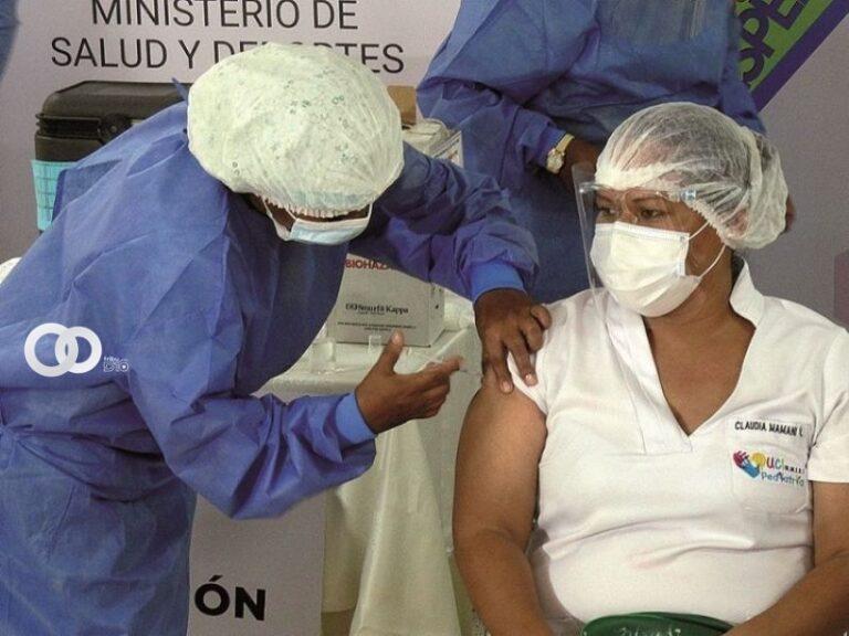 SEDES Santa Cruz aplicó más de 30 mil vacunas de la primera dosis de Sinopharm