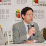 Oficialismo y Oposición piden que Salvador Romero renuncie al TSE