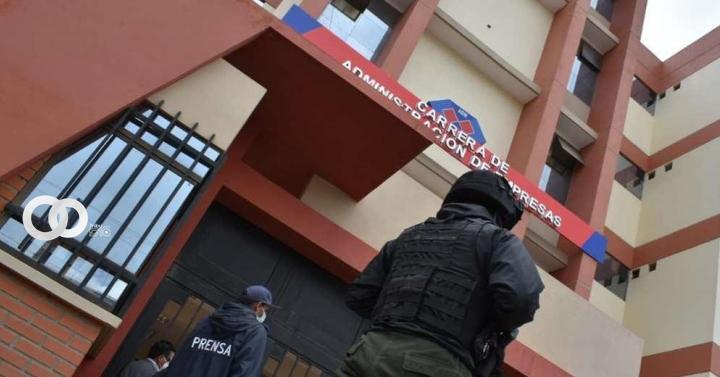 Fiscalía ordena detención para dirigentes universitarios de la UPEA
