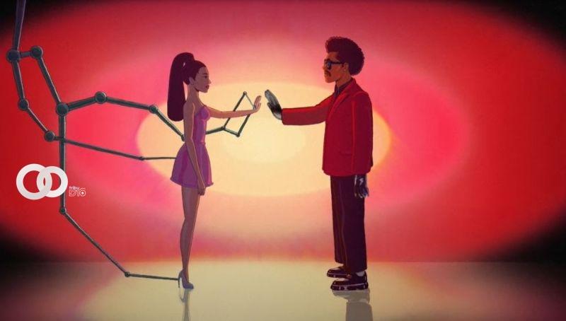 Ariana Grande se une al remix de 'Save Your Tears' de The Weeknd // Republic Records