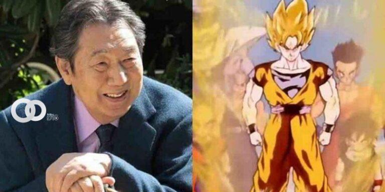 Compositor de Dragon Ball murió a los 89 añosFoto: Especia