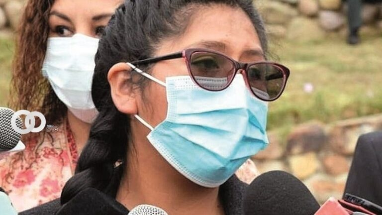 Eva Copa a Evo Morales: Lo único que le pido es que me deje en paz