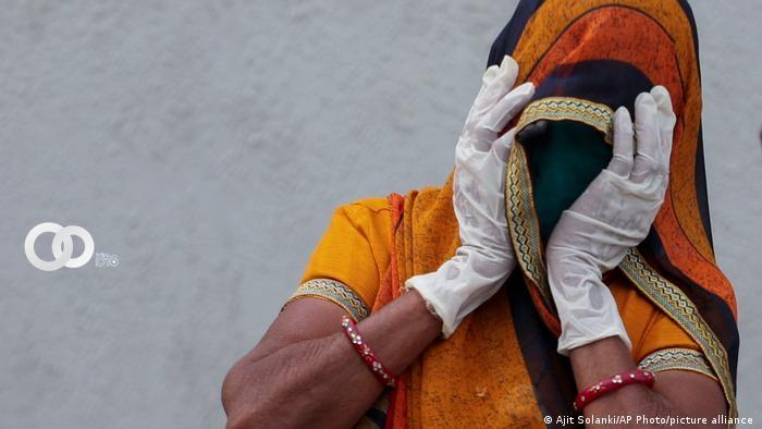 Ayuda internacional llega a la India