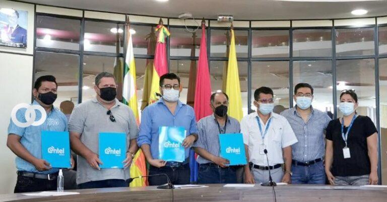 Estudiantes de la Universidad Amazónica de Pando accederán a Wi-Fi gratuito