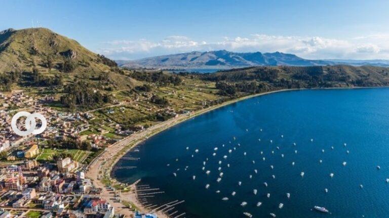 Armada boliviana desplegó efectivos para la limpieza del lago Titicaca