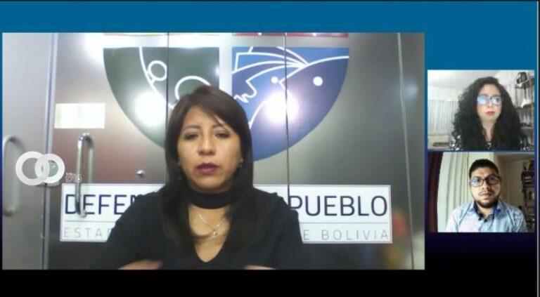 Defensora del Pueblo informó sobre la inclusión a personas discapacitadas en las universidades en Bolivia Escucha