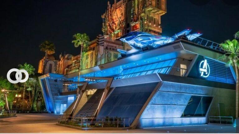 Disney abrirá su parque recreativo de Avengers de Marvel