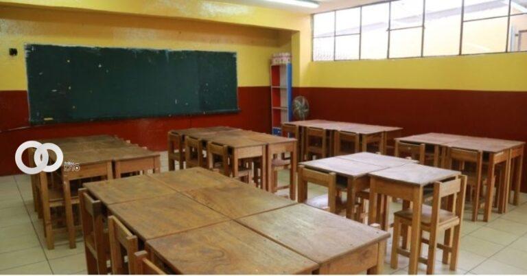 Ley Municipal promueve limpieza en unidades educativas fiscales