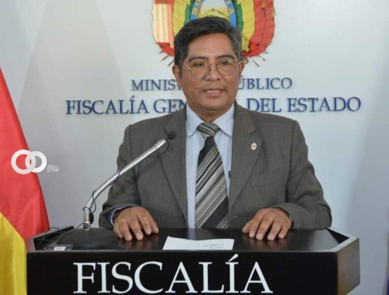 Captura de video de Fiscalia