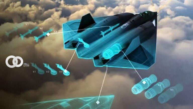 Fuerza Aérea de EEUU presenta imagen conceptual de nuevo avión de caza