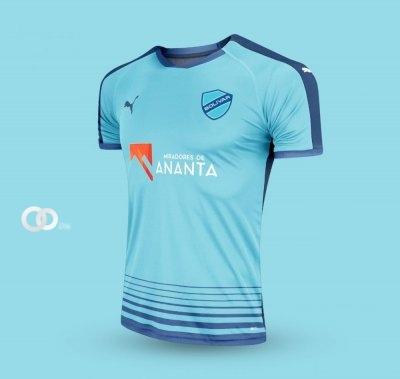 Nueva camiseta Puma para la celeste en su aniversario 96