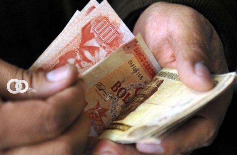 Empresas privadas rechazan aumento de Bs 42 al salario mínimo
