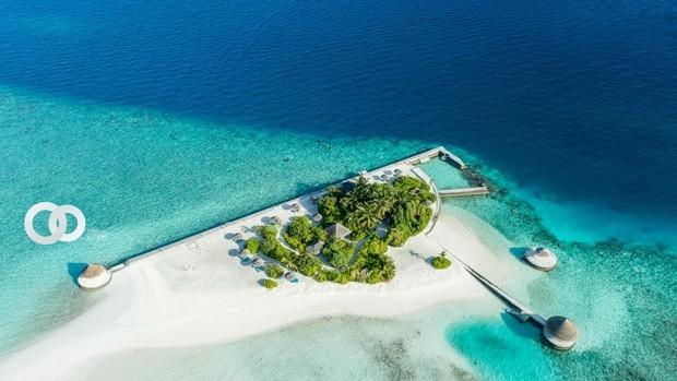 Una de las islas hotel de Maldivas - ABC