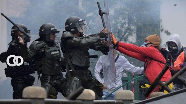 Organismos internacionales piden «calma» en Colombia