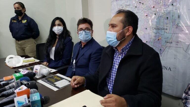 Ministro de Metalurgia denunció acto minería ilegal en La Asunta