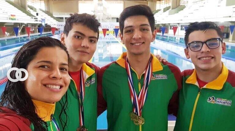 Bolivia obtiene 8 medallas de oro en el Gran Prix Internacional SYC