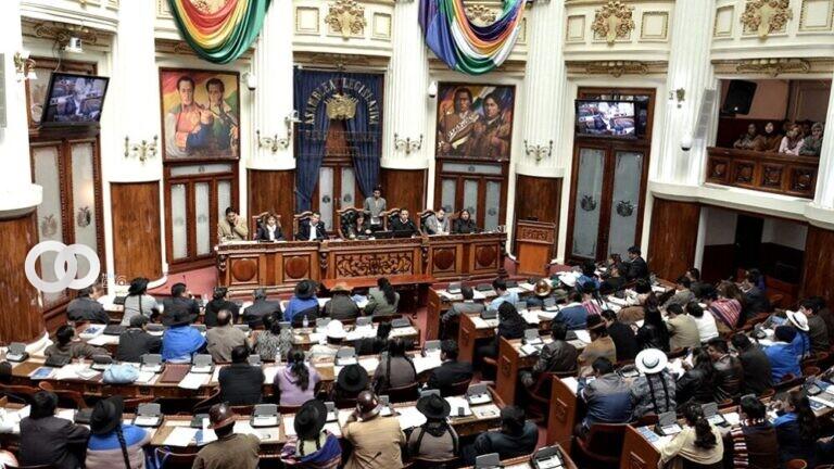 CC y Creemos rechazan resolución del MAS que pretende desconocer resolución del Europarlamento