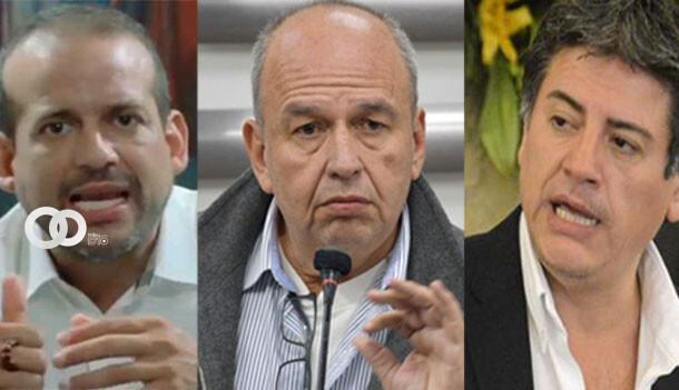 Gobernador Camacho y ex Ministro Justiniano piden extraditar a Arturo Murillo