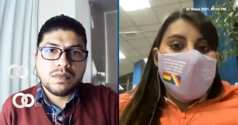 Senadora de CC en Bolivia Escucha: El sistema judicial es el que falla
