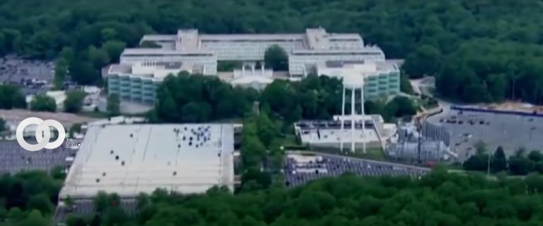 Después de negociar con policías, un hombre quiso asaltar la sede de la CIA