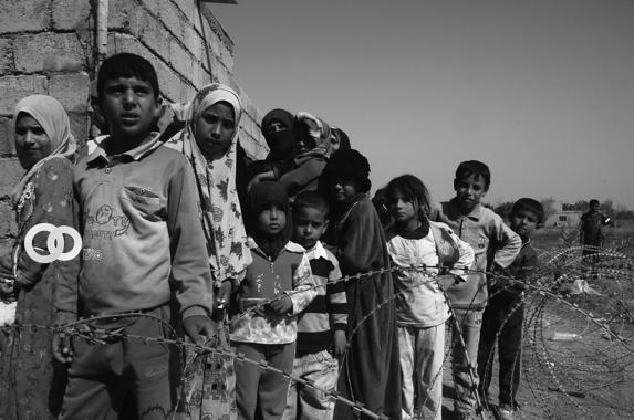 Israel perdona la vida a un grupo de niños