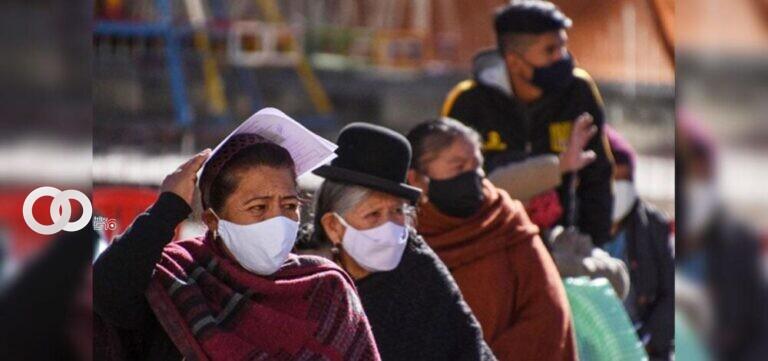 """Seres sugiere cuarentena en El Alto para dar un """"respiro"""" a los hospitales"""