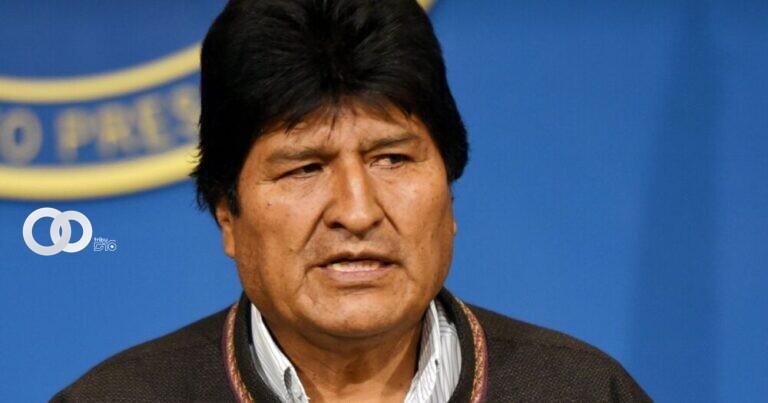 Evo Morales califica de «falsas» las declaraciones del Parlamento Europeo