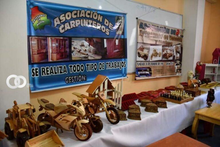 Privados de libertad presentarán sus artesanías en la Plaza San Pedro