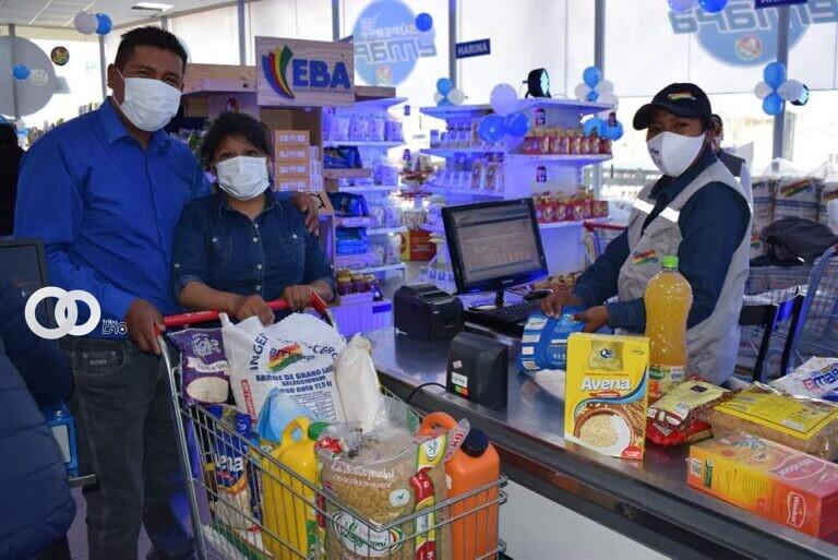 EMAPA lanza campaña ofreciendo sus productos con el 15% de descuento