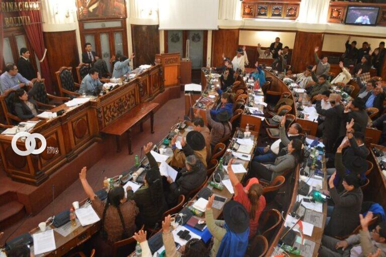 ALP pedirá auditorías a Ministerios y Viceministerios para detectar irregularidades del Gobierno transitorio