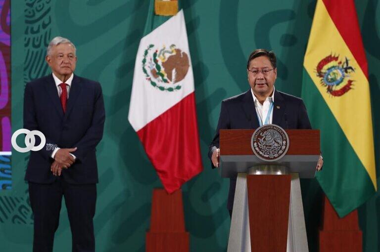A partir del 24 de mayo se suprimen las exigencias de visas entre Bolivia y México