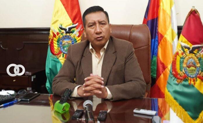 Presidente de Diputados exige que todo el gabinete de Áñez sea investigado