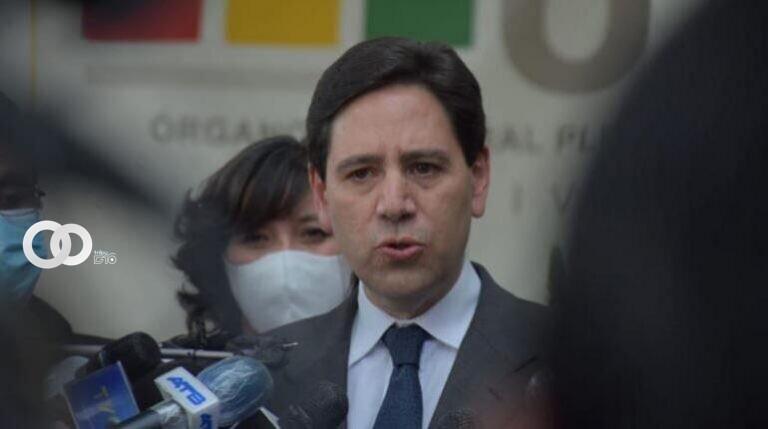 Fiscalía admite denuncia del MAS contra Salvador Romero
