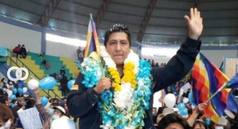 Alcalde de Oruro posesionó a su nuevo gabinete municipal
