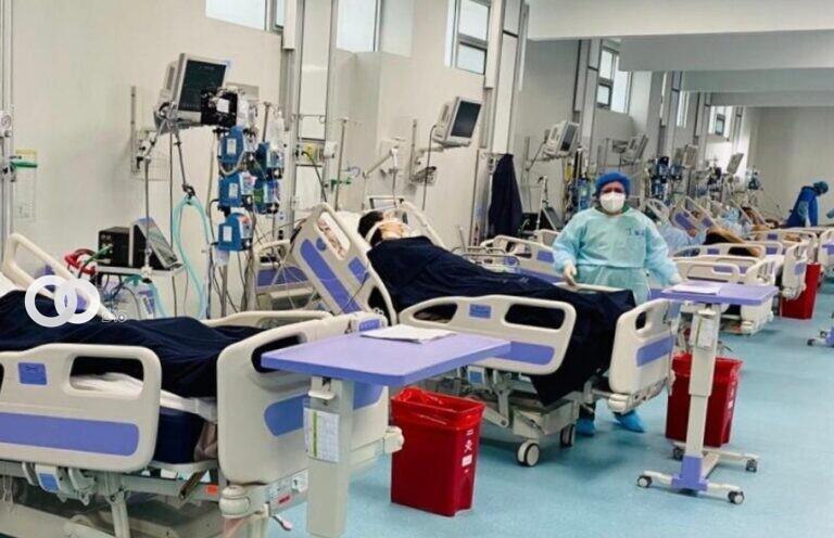 Camas de Unidades de Terapia Intensiva están al borde del colapso