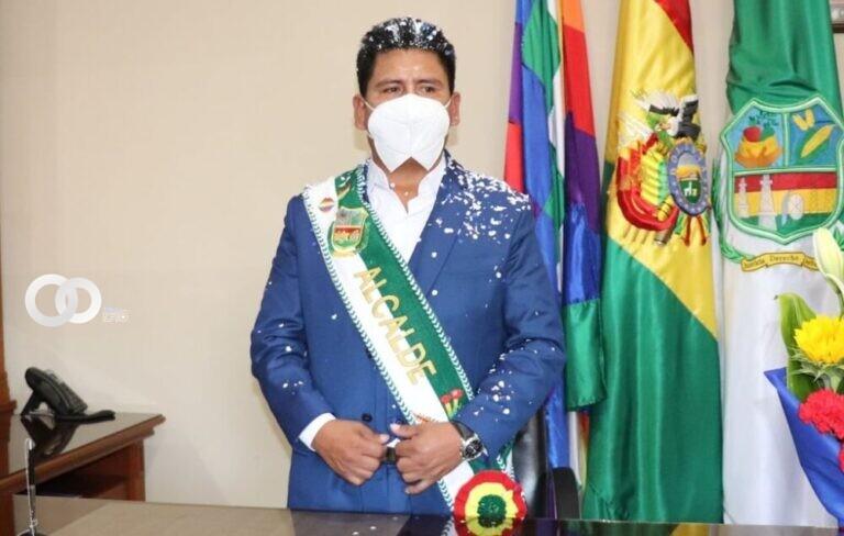 Alcalde y Presidente del Concejo de Sacaba dan positivo a COVID-19