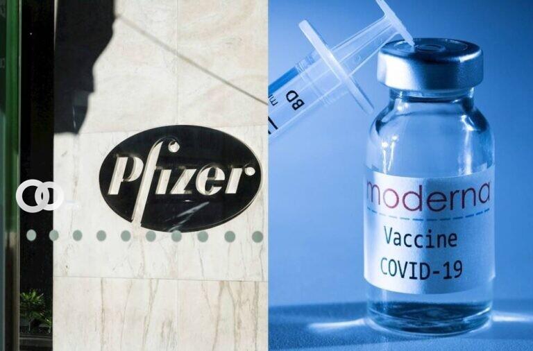 Estudios afirman que la vacuna Pfizer y moderna son efectivas