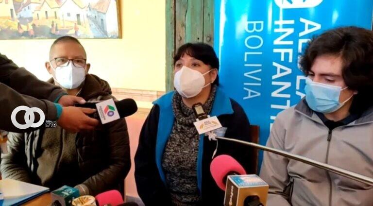 Aldeas Infantiles SOS y empresariado privado firman acuerdo por la niñez en Potosí